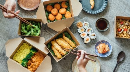 How to start a takeaway food business