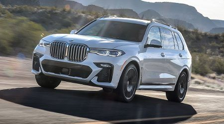 BMW X7 car insurance
