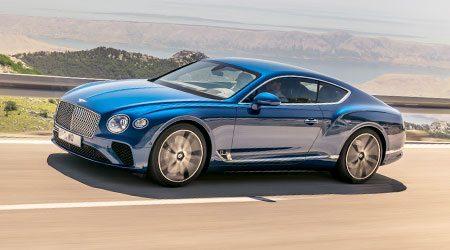 Bentley Continental car insurance