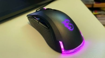 MSI Clutch GM50 Gaming Mouse: A mid-range gaming mouse with few frills