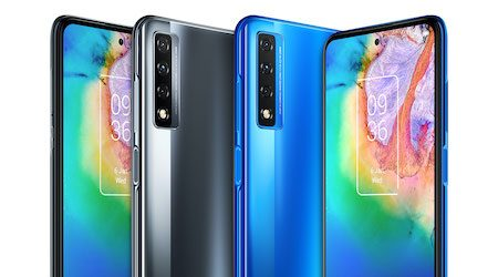 TCL launches new phones, tablets and wearable display at CES 2021