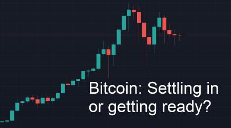 Bitcoin falls 10% in weekend trade as alts run