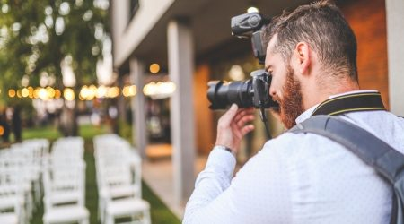 How to start an event photography business