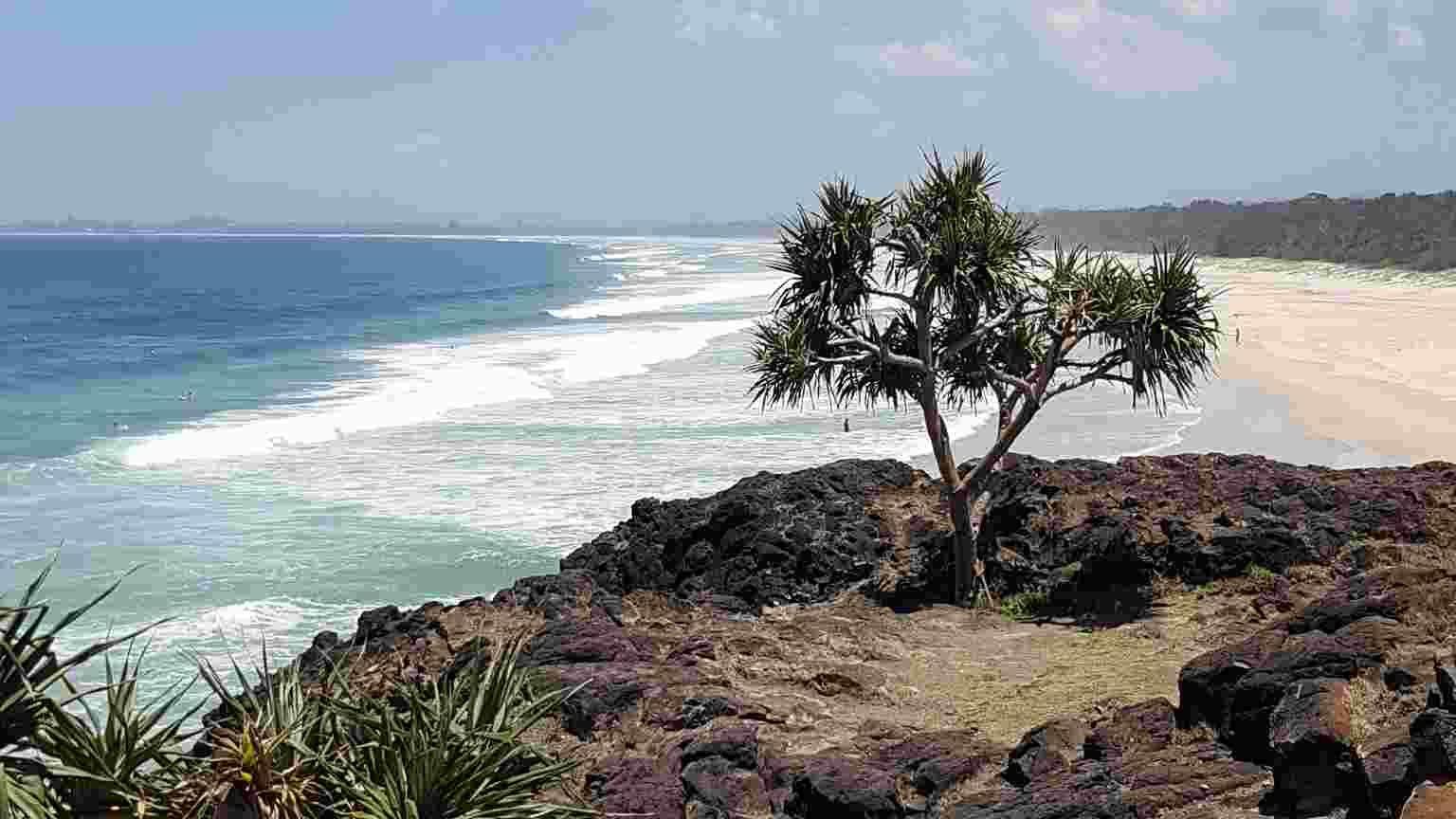 Kingscliff seascape