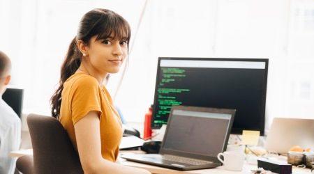 Web developer resumes