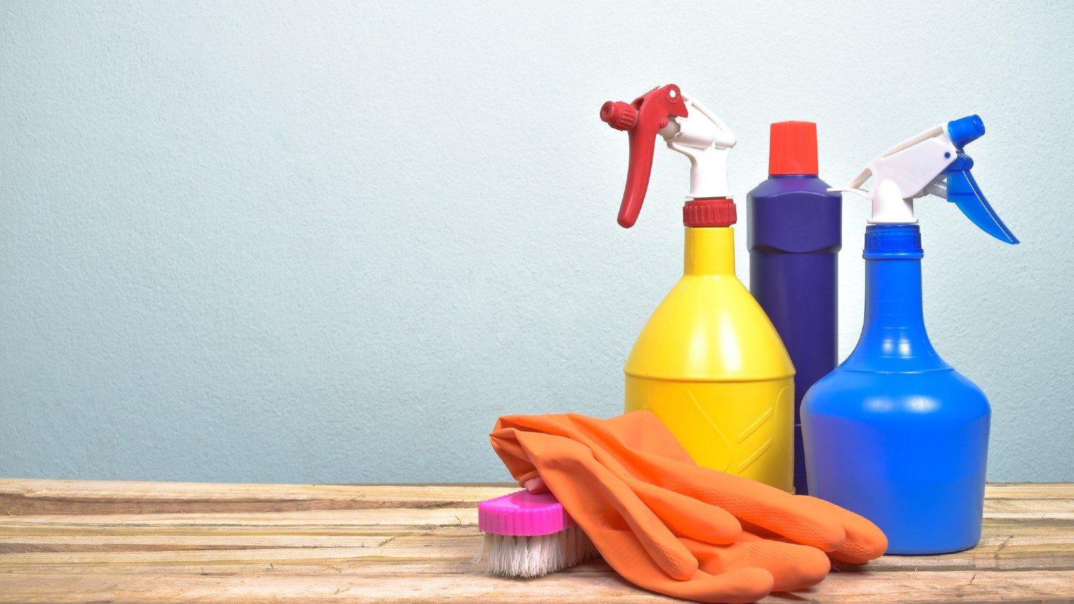 Household Bleach & Disinfectant