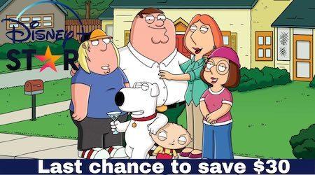 Last chance to save $30: Disney Plus price rises tomorrow