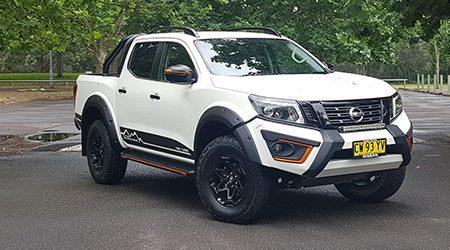 Nissan Navara N-Trek Warrior review