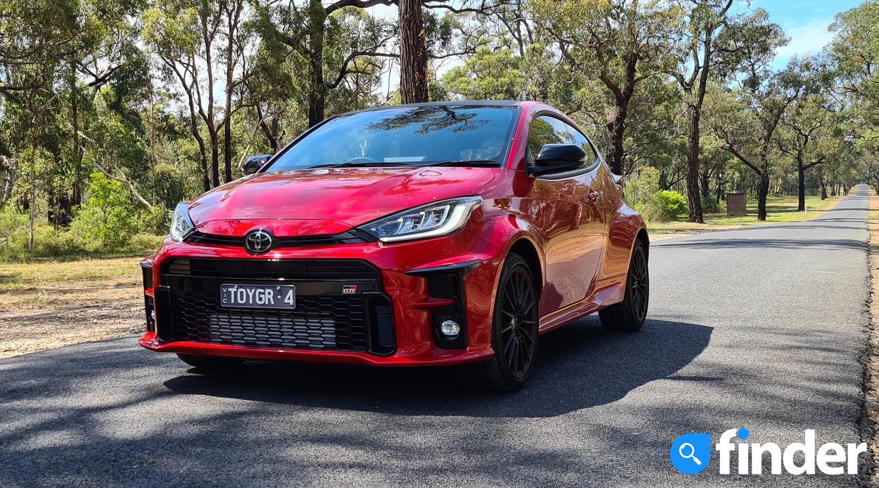 Toyota GR Yaris Review - 2021