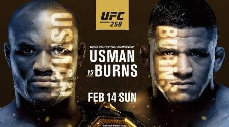 UFC 258 Usman vs Burns: Start time and how to watch live in Australia