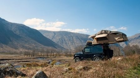 6 best rooftop tents for camping in Australia