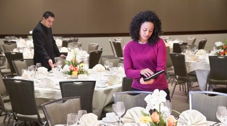 Event planning contracts