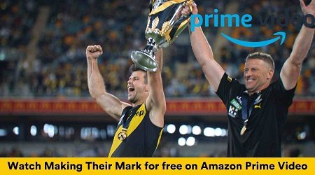 Where to watch AFL documentary Making Their Mark free in Australia