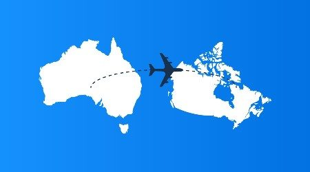 What to know about travelling to Canada from Australia during COVID-19