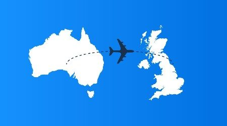 What to know about travel to the UK from Australia during COVID-19
