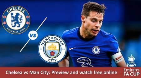 Chelsea vs Manchester City FA Cup semi-final: Start time and how to watch in Australia