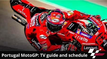 How to watch the Portugal MotoGP live and free in Australia