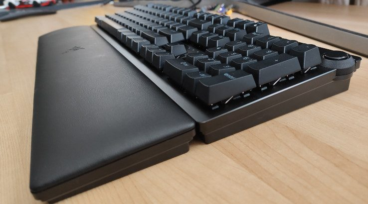 Razer Huntsman V2 Analog gaming keyboard
