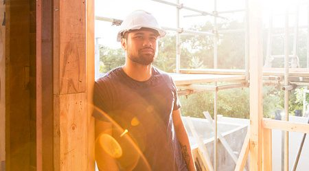 He's a bit of a fixer-upper: 4 in 5 first home buyers intend to renovate