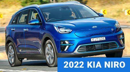 Finally, Kia brings electric and hybrid Niro to Australia