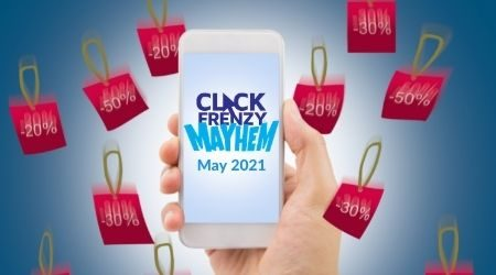 Click Frenzy™ Mayhem 2021: Our favourite phone and mobile deals
