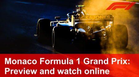 How to watch 2021 Monaco Formula 1 Grand Prix live and free in Australia