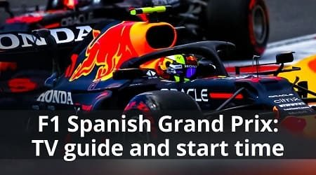 How to watch F1 Spain qualifying live in Australia and start time