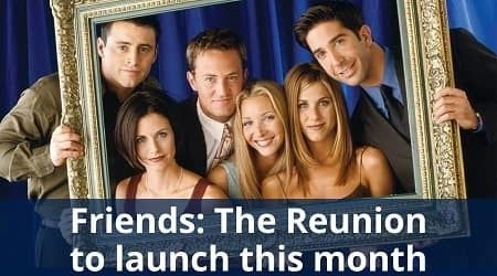 Friends Reunion coming to HBO Max: What about Australia?