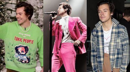 10 fashion trends inspired by Harry Styles