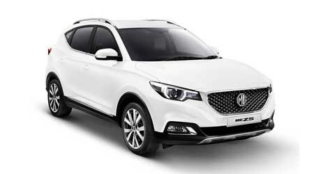 2021 MG ZS Review