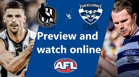 How to watch Collingwood Magpies vs Geelong Cats AFL live and match preview