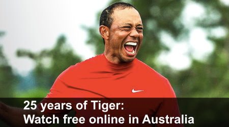 Warm up for the PGA Championship with new doco 25 Years of Tiger