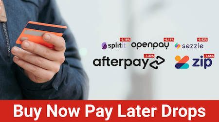 Why Afterpay (APT) and Zip share prices are plunging