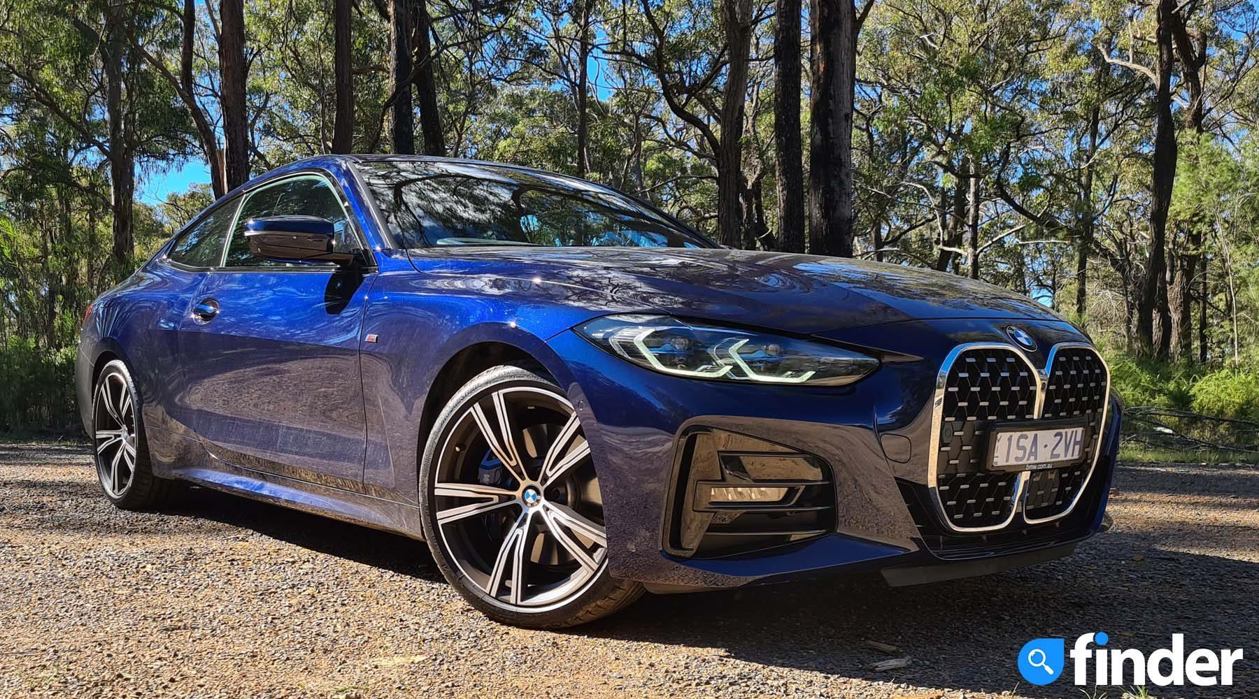 2021 BMW 430i Review