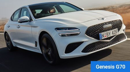 2021 Genesis G70 facelift: What's changed?