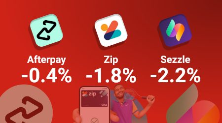 Why the Afterpay, Zip and Sezzle share prices are lower today