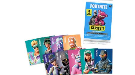 Where to buy Fortnite trading cards online 2021
