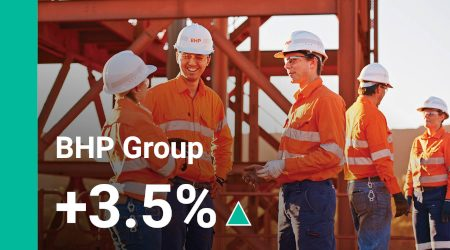 Why the BHP share price looks set to cross $50 again
