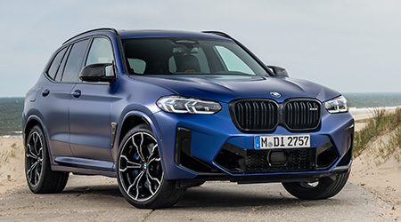 2022 BMW X3 M and X4 M Competition: What's new and what we're looking forward to
