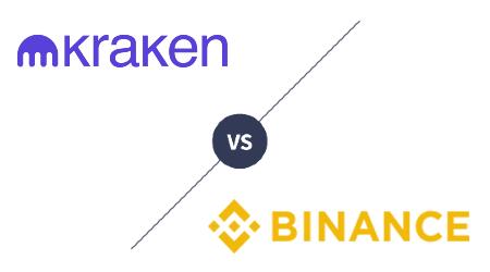 Binance vs Kraken