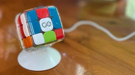 GoCube review: A Rubik's Cube that's smarter than you are