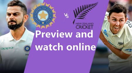 How to watch India vs New Zealand Test Championship Final live in Australia