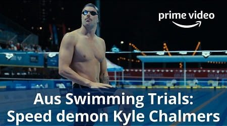 Australian Swimming Trials: Speed demon Kyle Chalmers is back on track