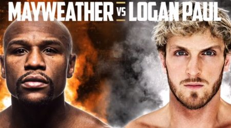 How to watch Floyd Mayweather vs Logan Paul boxing live online in Australia