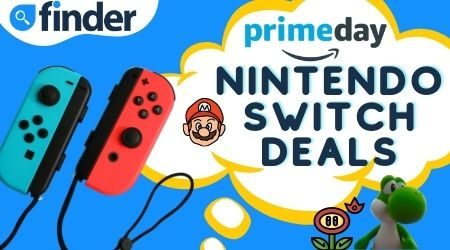 Amazon Prime Day 2021: Best Nintendo Switch & Game Deals