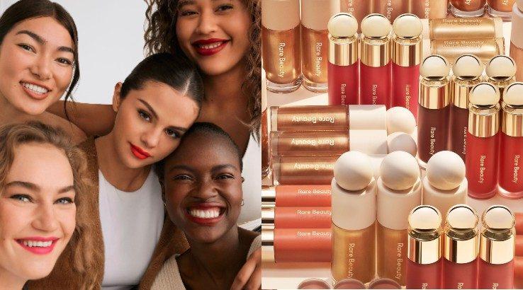 Selena Gomez's beauty brand, Rare Beauty, officially has an Australian launch date