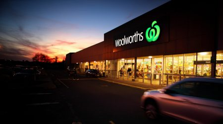 Why is the Woolworths (WOW) share price in the spotlight?