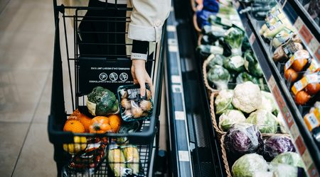 Supermarket statistics 2021