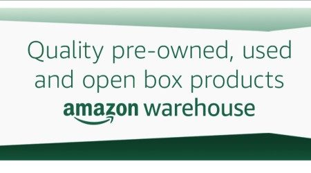How to get big discounts at the new Amazon Warehouse store