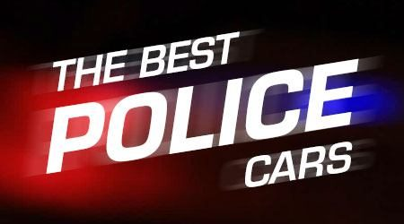 Which country has the best police cars?